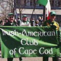 St. Patrick's Day Parade Yarmouth Cape Cod